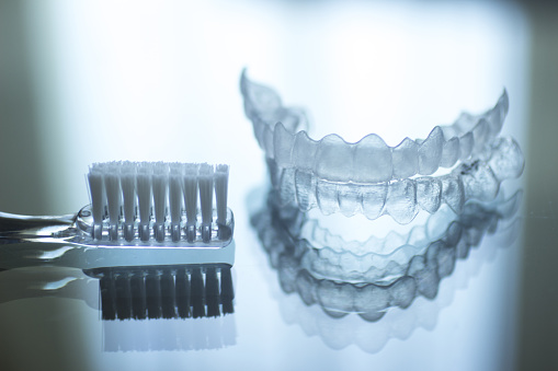 Caring For Invisalign Aligners